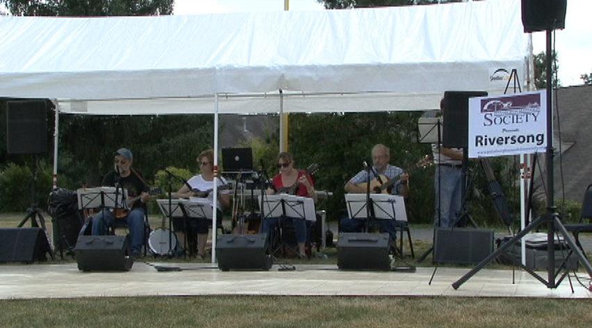 Hunting Ridge Community Day Riversong String Ensemble Pittsburgh PA