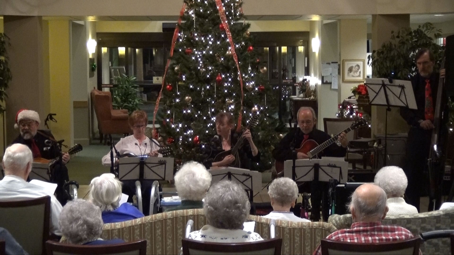 Vanadium Woods Christmas Riversong String Ensemble Pittsburgh PA